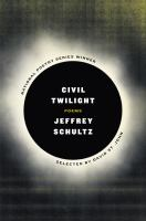 Civil Twilight: Poems