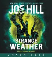 Strange Weather: [four Short Novels]