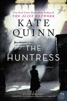 Cover Image for The Huntress by Kate Quin