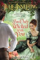 Title: I'm only wicked with you Author:Long, Julie-Anne