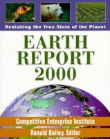 Earth Report 2000 [electronic resource]