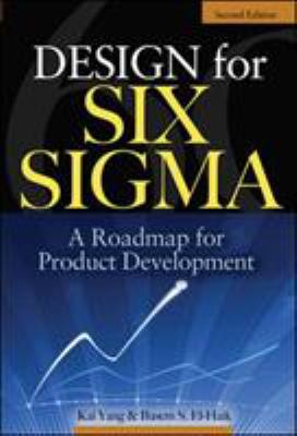picture of book cover for Design for Six Sigma