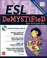 book cover ESL Demystified