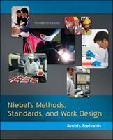 Niebel's methods, standards, and work design /