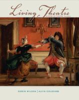 Living theatre : history of the theatre