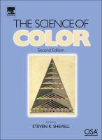 The science of color [electronic resource]
