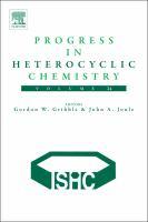 Progress in Heterocyclic Chemistry Volume 24 [electronic resource]