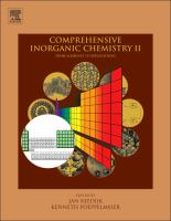 Comprehensive inorganic chemistry II [electronic resource] from elements to applications
