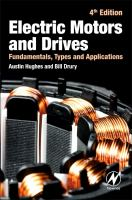 Electric motors and drives [electronic resource] : fundamentals, types, and applications