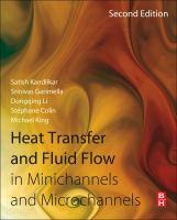 Heat transfer and fluid slow in minichannels and microchannels [electronic resource]