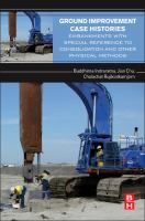Ground improvement case histories [electronic resource] : embankments with special reference to consolidation and other physical methods