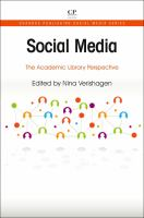 Social media : the academic library perspective /
