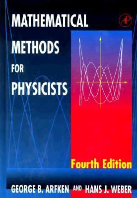 Cover Art for Mathematical methods for physicists
