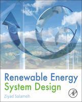 Renewable Energy System Design [electronic resource]