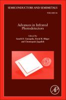 Advances in infrared photodetectors [electronic resource].