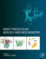 Insect molecular biology and biochemistry [electronic resource].