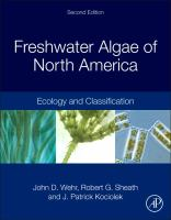 Freshwater algae of North America [electronic resource] : ecology and classification