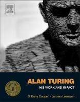Alan Turing [electronic resource] : his work and impact