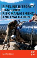 Pipeline integrity handbook [electronic resource] : risk management and evaluation