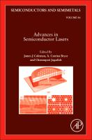 Advances in semiconductor lasers [electronic resource]
