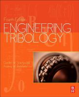 Engineering tribology [electronic resource]