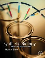 Synthetic biology [electronic resource] : tools and applications