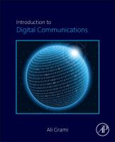 Introduction to Digital Communications [electronic resource]