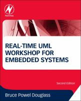 Real-time UML workshop for embedded systems [electronic resource]