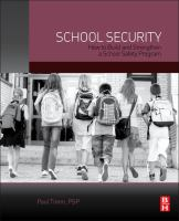 School security [electronic resource] : how to build and strengthen a school safety program