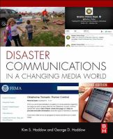 Disaster communications in a changing media world [electronic resource]