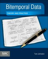 Bitemporal data [electronic resource] : theory and practice