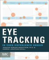 Eye tracking in user experience design [electronic resource]