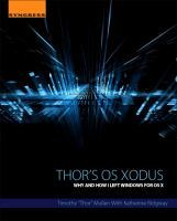 Thor's OS Xodus [electronic resource] : why and how I left Windows for OS X