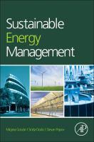 Sustainable energy management [electronic resource]