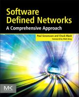 Software defined networks [electronic resource] : a comprehensive approach