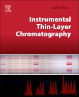 Instrumental thin-layer chromatography [electronic resource]