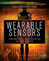 Wearable sensors [electronic resource] : fundamentals, implementation and applications