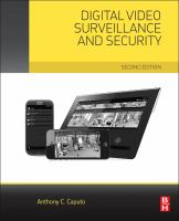 Digital video surveillance and security [electronic resource]