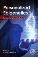 Personalized epigenetics [electronic resource]