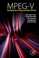MPEG -V [electronic resource] : bridging the virtual and real world
