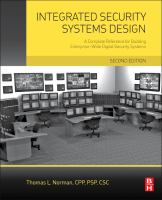 Integrated security systems design [electronic resource] : a complete reference for building enterprise-wide digital security systems