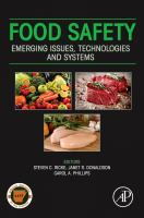 Food safety [electronic resource] : emerging issues, technologies and systems