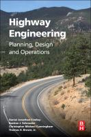Highway engineering [electronic resource] : planning, design, and operations