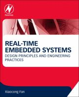 Real-time embedded systems [electronic resource] : design principles and engineering practices