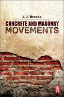 Concrete and masonry movements [electronic resource]
