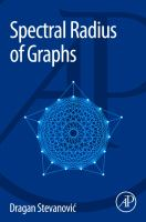 Spectral radius of graphs [electronic resource]