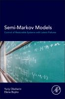 Semi-markov models [electronic resource] : control of restorable systems with latent failures