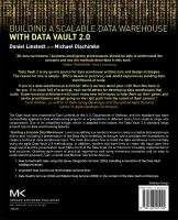 Building a scalable data warehouse with data vault 2.0 [electronic resource]
