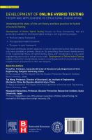 Development of online hybrid testing [electronic resource] : theory and applications to structural engineering