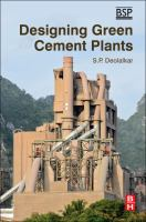Designing green cement plants [electronic resource]